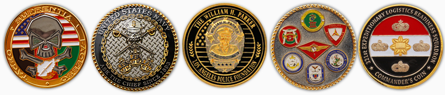 Challenge Coins: